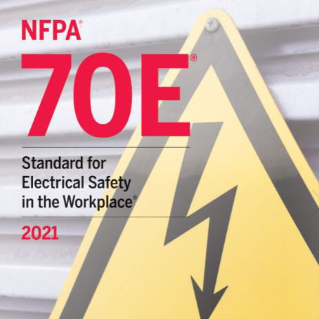 electrical shock safety in the workplace for customer - NFPA